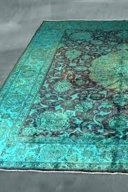 overdyed persian rugs over dyed rugs medallion wool rug deep wine teal re oriental vegetable overdyed
