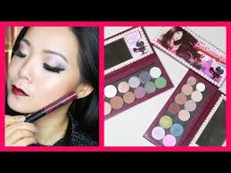 holiday makeup tutorial dmq palette