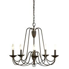 astounding photo 9 of bronze candle chandelier 9 in 5 light aged allen roth mediterranean candle