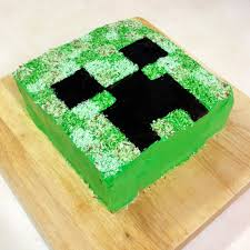 Creeper Cake Design The Worlds Best Photos Of Creeper And Sponge Flickr Hive Mind