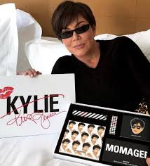 dels about kris jenner s makeup collab with kylie cosmetics ogiggles