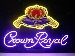 2019 new crown royal light neon beer sign bar pub sign real glass neon light beer sign 17x14 from glassneon 88 85 dhgate com