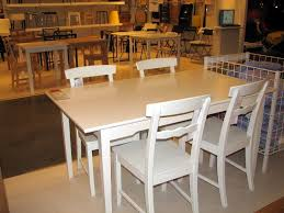 image of white dining chairs set of 4