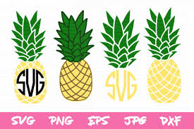 Download this free icon about pineapple, and discover more than 10 million professional graphic resources on freepik. Pineapple Monogram Graphic By Thejaemarie Creative Fabrica