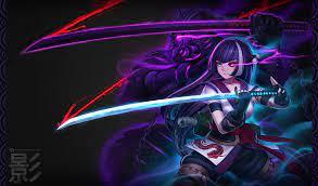 Anime Warrior Girl, HD Fantasy Girls ...