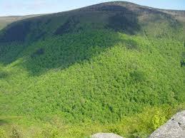 Mount Greylock In The Berkshires Is Massachusetts Highest