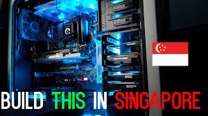 pc building how to do it in singapore at sim lim square