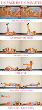 Best 25+ Six pack abs workout ideas on Pinterest | Abb workouts, 6 ...