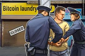 Image result for bitcoin laundry