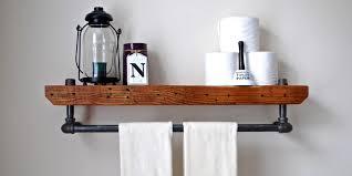 Best Bath Decor bathroom diy ideas : Bathroom Shelves - Beautiful and Easy DIY Bathroom Shelving Ideas ...