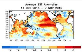 What Unusual Pattern Occurs During El Niño New 4848 El Niño Event Wikipedia