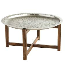 moroccan style coffee table moroccan style round
