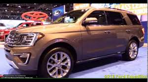 2018 ford expedition max.  max ford expedition 2018  new max platinum first look  chicago autoshow in ford expedition max