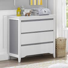 grey nursery dresser. Perfect Grey Dorel Living Baby Relax Aaden Modern Nursery Room Dresser GreyWhite  Amazonca With Grey Dresser C
