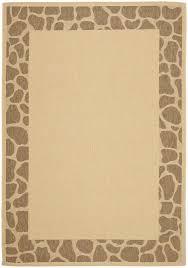 world menagerie alver lake beige brown area rug