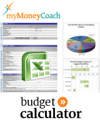 Excel Templates For Budgeting Intelligent Free Excel Budget Calculator Spreadsheet Download