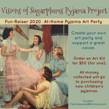 Pyjamas of Love and the Sugarplum Fairy Project | by Eira Braun-Labossiere  🌻 | ILLUMINATION-Curated | Medium