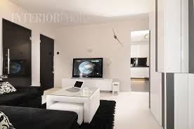 Interior 3 Room Flat Interior Design Ideas HDB 3 Room Flat Interior Almost  Pure White Living Room