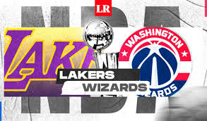 NBA EN VIVO Lakers vs Wizards HOY: ver juego vía NBA League Pass live stream  free
