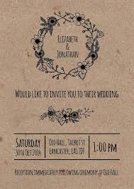 55 best enchanted forest wedding images on pinterest enchanted Personalised Drawing Wedding Invitations 20 personalised wedding invitations *double sided vintage kraft a6 card with hand drawn floral Peacock Wedding Invitations