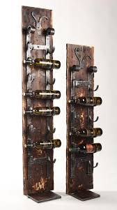 Floor Standing 'Old World' Wine Racks ...