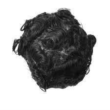 الرباط الرمادية شعر مستعار الجبهة الشعر البشرية ناتروال