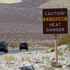 Death Valley temperature rises to 129 ...