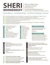 Creative Resumes Interior Design Resume For Fasion Designer Format