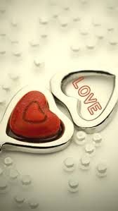 cute love heart iphone 5 wallpapers hd