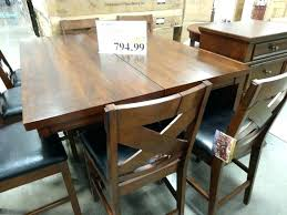 costco table and chairs dining room sets photo 3 of dining room sets dining table set