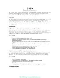Apa Format Business Plan Best Executive Summary Template Word