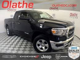 CERTIFIED PRE-OWNED 2019 RAM 1500 BIG HORN/LONE STAR FOUR WHEEL DRIVE PICKUP TRUCK