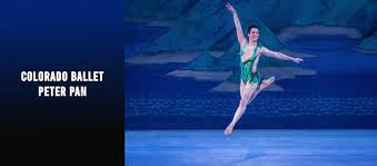 Colorado Ballet Peter Pan Ellie Caulkins Opera House