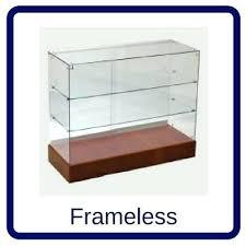 glass display case showcase shot glass display case ikea