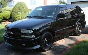 Blazer chevy blazer 2002 : 2004 Chevrolet S-10 Blazer Xtreme For Sale | Carle Place New York
