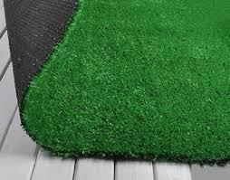 artificial grass area rug synthetic turf carpet faux grass rug indoor