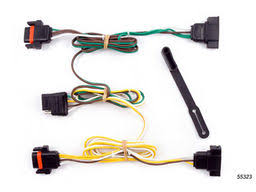 dodge caravan trailer wiring kits suspensionconnection com dodge caravan trailer wiring kit 1991 1995 by curt mfg 55323