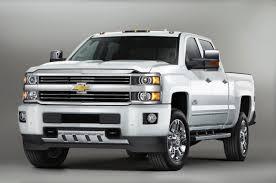 Truck chevy 2500 trucks : 2015 Chevy Silverado 2500 Overview | The News Wheel