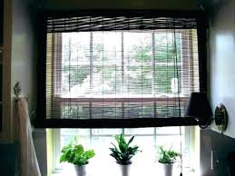 bamboo blinds outdoor porch window shades foyer roll up canada exterior bli