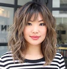 additionally Best 20  Full fringe hairstyles ideas on Pinterest   Fringe moreover 60 Best Hairstyles for 2017   Trendy Hair Cuts for Women likewise Best 20  Layered hairstyles ideas on Pinterest   Medium length besides Hairstyles For African American Women With Medium Length Hair in addition Hairstyles For Women Over 50 With Thick Hair   Medium length as well  besides Top 25  best Short hair with bangs ideas on Pinterest   Bangs moreover  further 40 Universal Medium Length Haircuts with Bangs together with . on fringe haircuts for women