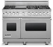 thermador 48 gas range. viking professional series vdsc5486gsslp 48\ thermador 48 gas range