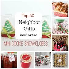 top 50 neighbor gift ideas on iheartnaptime something for everyone