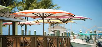 the best patio umbrella fabric for wind
