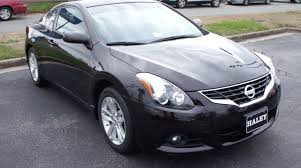 nissan altima coupe 2013. Fine Altima 2013 Nissan Altima 25S Coupe Walkaround Start Up Tour And Overview In