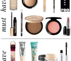 the essential make up kit for beginners