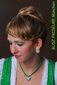 27 Besten Wiesn Flecht Frisuren Von Budz Friseure Bilder Auf