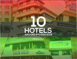 Hotel Campal 10 Hotels Around Iffi Goa 2016 Iffi Goa