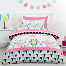 Kids Quilt Covers - No More Complaints About Bedtime! Spotlight & Kids House Ollie Owl Quilt Cover Set Adamdwight.com