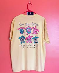 Simply Southern New Designs Brand Simply Southern Collection Style Short Sleeve Tee