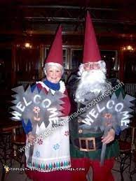 mrs garden gnome costumes